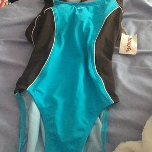 One piece Nike bathing suit